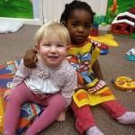 babies at sparkles nursery