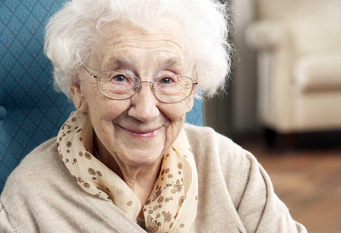 lady older