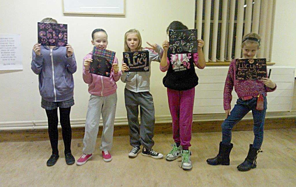junior girls caia